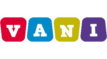 Vani kiddo logo