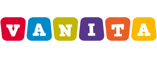 Vanita kiddo logo
