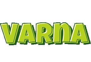 Varna summer logo