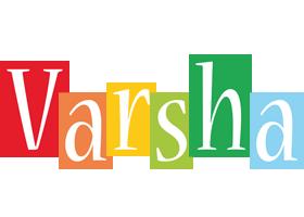 Varsha colors logo