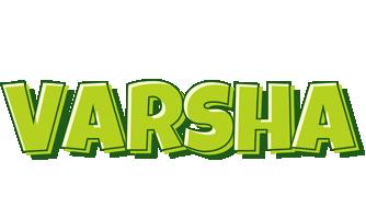 Varsha summer logo