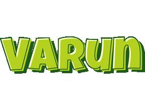Varun summer logo