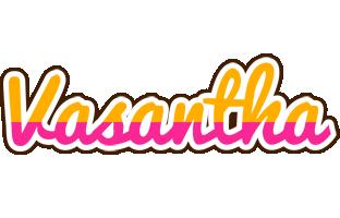 Vasantha smoothie logo