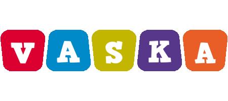 Vaska kiddo logo