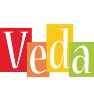 Veda colors logo