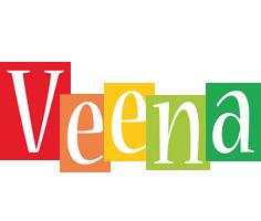 Veena colors logo