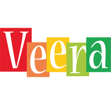 Veera colors logo