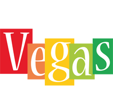 Vegas colors logo