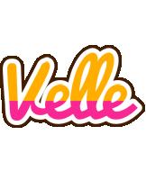 Velle smoothie logo