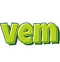 Vem summer logo