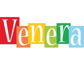 Venera colors logo