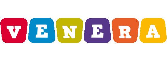 Venera kiddo logo
