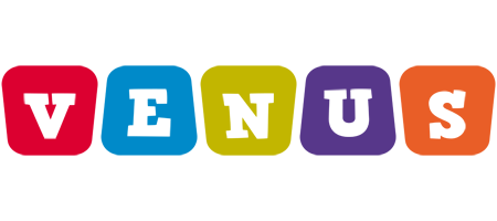 Venus kiddo logo