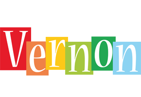 Vernon colors logo