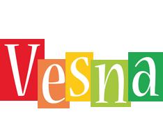 Vesna colors logo