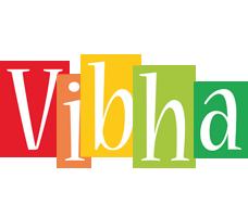 Vibha colors logo