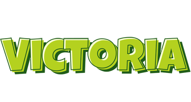 Victoria summer logo