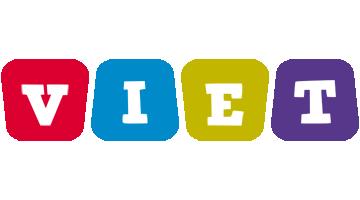 Viet kiddo logo