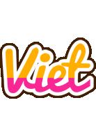 Viet smoothie logo