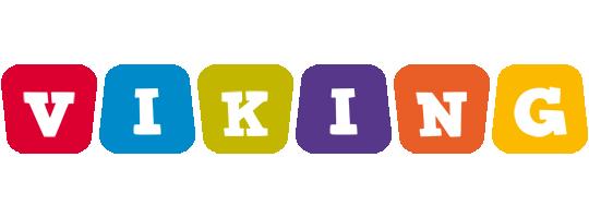Viking kiddo logo