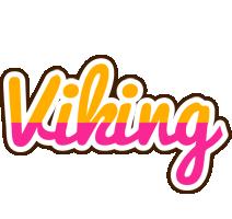 Viking smoothie logo