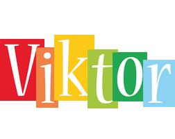 Viktor colors logo