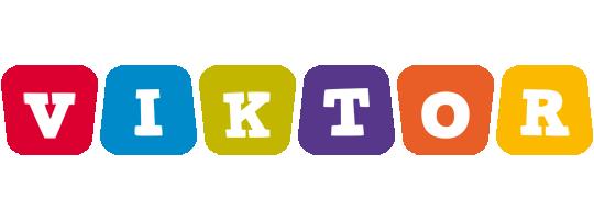 Viktor kiddo logo