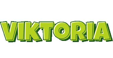 Viktoria summer logo