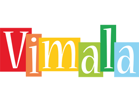 Vimala colors logo