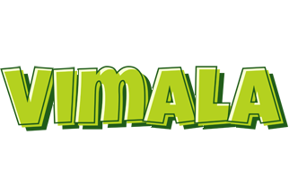 Vimala summer logo