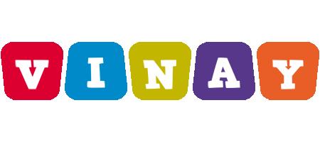 Vinay kiddo logo
