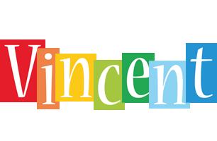 Vincent colors logo