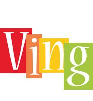 Ving colors logo