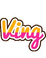 Ving smoothie logo