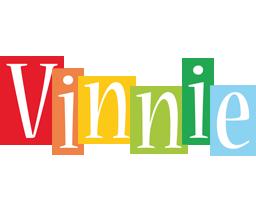 Vinnie colors logo
