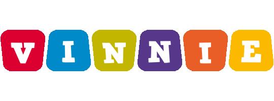 Vinnie kiddo logo