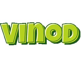 Vinod summer logo