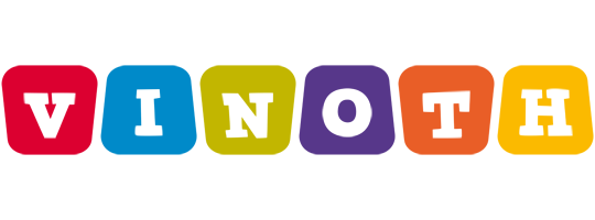 Vinoth kiddo logo