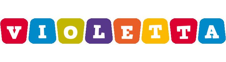 Violetta kiddo logo