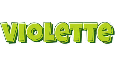 Violette summer logo