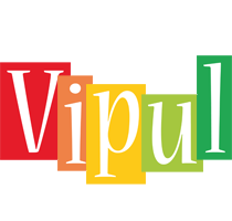 Vipul colors logo