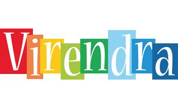 Virendra colors logo