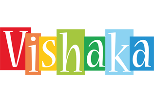 Vishaka colors logo