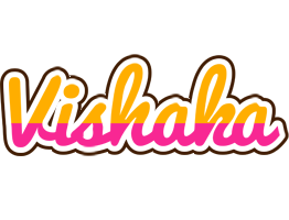 Vishaka smoothie logo