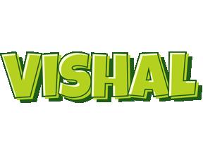 Vishal summer logo