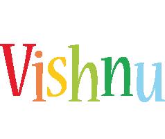 Vishnu birthday logo