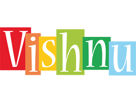 Vishnu colors logo