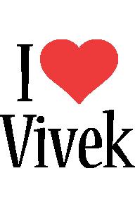 Vivek Logo | Name Logo Generator - Kiddo, I Love, Colors Style