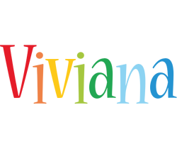 Viviana birthday logo
