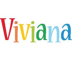 Viviana birthday logo